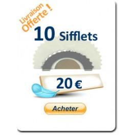 10 Sifflets Rossignol