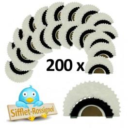 200 Sifflets Rossignol